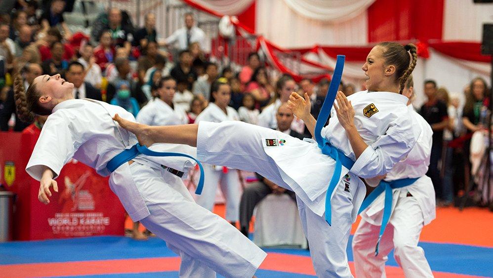 Campeonato Mundial Sub21 de Karate 2017