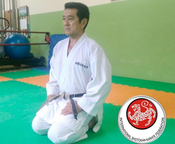 Treino Especial ISKF Edson Nakama