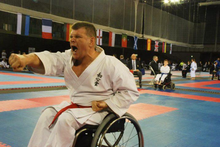 karate paraolimpico