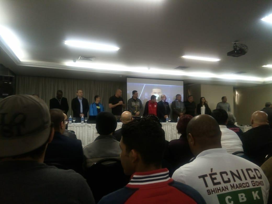 Comissão Representantes das Artes Marciais Paulista