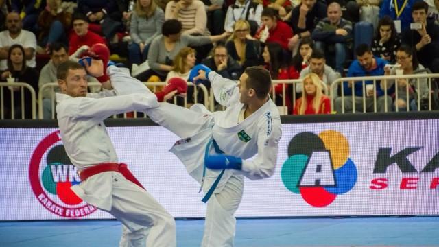 Douglas Brose - Campeão Mundial de Karate