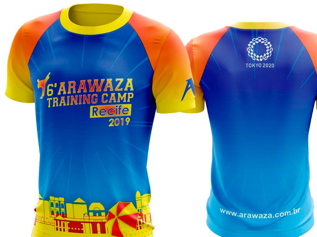 6° Arawaza Training Camp